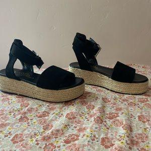 Fashion Nova Espadrille Sandals